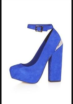 Topshop Stomp ankle platforms shoes