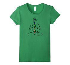 Aligned Chakras Funny Motivational Zen Meditation Shirt
