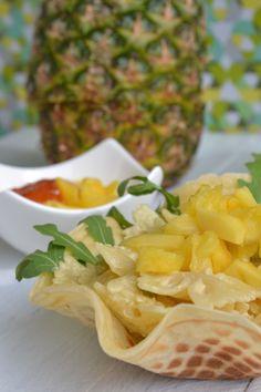 Klassischer Nudelsalat Rezept zum Selbermachen - Familienrezepte zum Selberkochen und Backen.