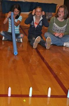 Minute To Win It Games! Great way to break the ice with your class that first week of school ... Hey, I even want to play them at our first faculty meeting!