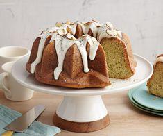Gluten-Free Poppy Seed Coffee Cake - Recipe - FineCooking