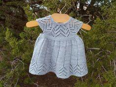 Muti Baby Dress Pattern