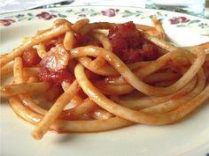 Pasta all'Amatriciana Bimby