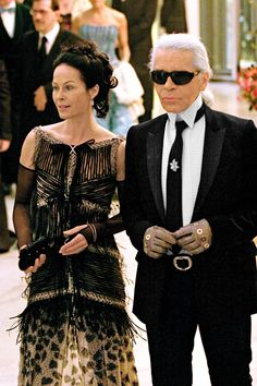 100 Years of Chanel: Behind the brand's storied legacy, from one style hit to the next. Amanda Harlech and Karl Lagerfeld.
