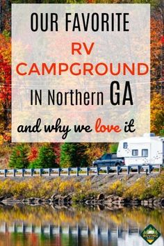 If you're looking for a place to stay in the mountains of Georgia, this is one of our favorite places to stay. This RV campground is family friendly, awesome amenities and cabins to rent. Rv Camping Tips, Camping Places, Camping Spots, Camping Ideas, Camping Essentials, Camping Products, Tent Camping, Camping Stuff, Camping Axe