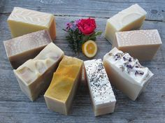 Honey and Spice - ANY 3 Large Bars for $26 NZD Manuka Honey, Honey And Cinnamon, Natural Essential Oils, Goat Milk, Lemon Grass, Tea Tree, Earthy, Peppermint, Spices