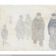 Jean Paul Lemieux- Canadian artist