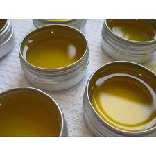Make Your Own Beeswax/Shea Butter Cuticle Balm/Chic & Green