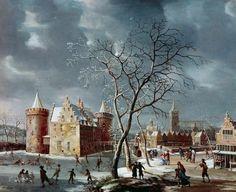 Edwert Sjaerdema en haar man Douwe van Aylva tussen 1446 en 1449 het Sjaerdemaslot in Franeker gesticht.