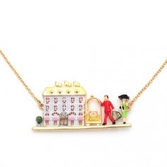 cute necklace- 'diva at the athénée plaza'