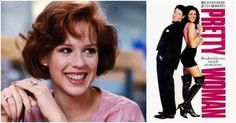 "27. Vivian Ward in ""Pretty Woman"" was almost played by Molly Ringwald. She turned it down, paving the way for Julia Roberts."