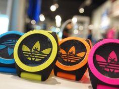 Adidas Originals Neon Santiago Watch collection 2013