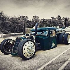 "3,285 Likes, 76 Comments - Rat Rod Maniacs (@ratrodmaniacs) on Instagram: ""This is what ""rat rod"" perfection looks like.  Anyone else agrees?  Props:…"""