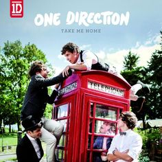 Take Me Home album cover!!! album set to be released worldwide 11/12/12