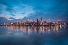 Photograph 陈旻 仲夏的渝中半岛 by min chen on 500px Chongqing, China