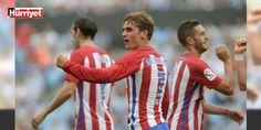 Atletico Madrid ikinci yarıda coştu fark yaptı: İspanya Ligi'nde 3. hafta maçında Celta Vigo ile Atletico Madrid karşı karşıya geldi. Balaidos Stadı'nda oynanan maçta kazanan 4-0'lık skorla konuk ekip Atletico Madrid oldu.