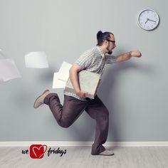 Are you ready? Solo quedan 4 horas y 40 minutos para que https://www.frideals.es inaugure una nueva oferta ¡No te lo pierdas! #WeLoveFridays