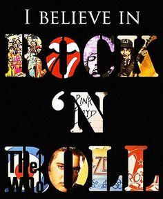 I Believe In Rock 'N' Roll