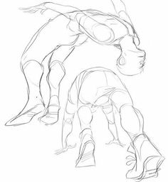 The right way to increase your expertise in drawing poses Gesture Drawing, Anatomy Drawing, Drawing Base, Manga Drawing, Drawing Sketches, Art Drawings, Drawing Tips, Cartoon Drawings, Cartoon Faces