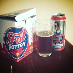 Well-balanced red ale from an irreverent Nashville brewery - Ruby Red by Fat Bottom Brewing @fatbottombrews  #fatbottombrewing #rubyred #nashville #craftbeer