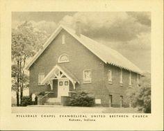 Hillsdale Church, Howard County Indiana