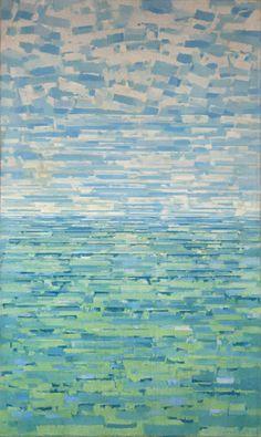 Polder  by Edgar Fernhout,1959