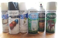 Good spray painting advice for all sorts of projects! Do you know how much I LOVE spray paint? Spray Paint Tips, Spray Painting, Painting Tips, Painting Techniques, Painting Art, Just In Case, Just For You, Decoupage, Paint Stain