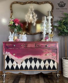 Funky home decor post help Small to sweet room design steps and examples. Decor, Chic Furniture, Funky Furniture, Redo Furniture, Beautiful Furniture, Paint Furniture, Furniture Makeover, Graffiti Furniture, Funky Home Decor
