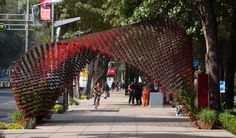 Rojkind Arquitectos - Project - Portal of Awareness