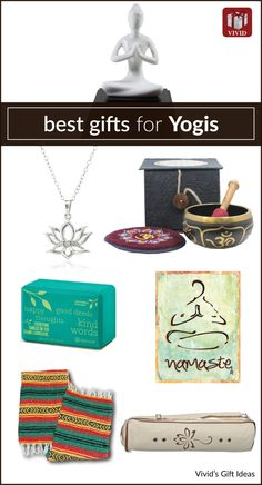 8 Gifts for Yoga Lovers in Your Life