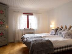 Besök våra unika rum - Rosaspensionat i Visby -Gotland Suède