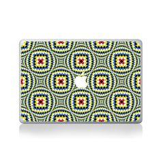Optical Illusion Bubbles Macbook Cover #design #macbook #macbookstickers #pimpmymacbook #decals #stickers #vinyl #DIY #laptop #bubbles #opticalillusions