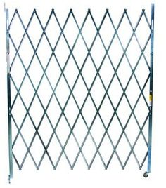 Folding Gates Can Be Installed Virtually Anywhere And Any