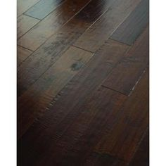 Shaw Maple Edge Ash Engineered Hardwood (on the fence about this type of flooring, but love the color and look)