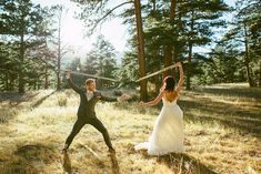 Epic wedding sword battle as seen on @offbeatbride #weddings #swords
