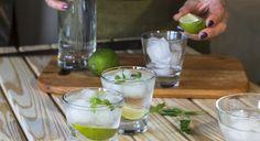 Inför sommaren har Absolut Vodka bett bartenders f. Food N, Food And Drink, Absolut Vodka, Dry White Wine, California Wine, Ginger Ale, Treats, Drinks, Ethnic Recipes