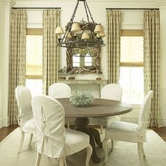 27 Best Dining Room Chair Slipcovers Images In 2017
