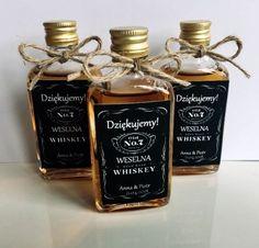 Podziękowania dla Gości! Butelki Buteleczki na alkohol! Whiskey! Warszawa - image 1
