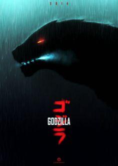 Godzilla 2014 Deviant Art Selection