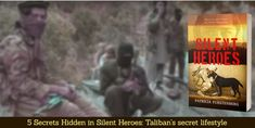 5 Secrets Revealed in Silent Heroes. Taliban's Secret Lair Military Working Dogs, Heres To You, Afghanistan War, Life Philosophy, Secrets Revealed, Insurgent, Latest Books, Activity Days, Marines