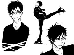 Yuuri Katsuki by midnights-stars on DeviantArt
