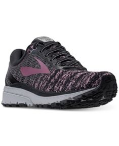 14c9e68f905fb Brooks Women s Ghost 10 Running Sneakers from Finish Line - Gray 11
