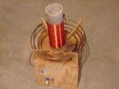 Step by Step Plans to Building a Volt Tesla Coil. (REVISED VERSION): In this Step-By-Step process I will explain How a Spark Gap Tesla Coil works. The parts you will need. The price of each part. Nikola Tesla, Diy Electronics, Electronics Projects, Electronics Components, Arduino, Tesla Generator, Spark Gap, Tesla Coil, Diy Tech