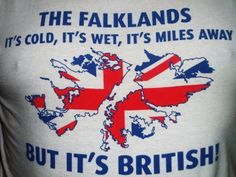 falklands are british Falklands War, Political Beliefs, British Humor, Us Border, Naval History, United We Stand, Military Humor, Kingdom Of Great Britain, How To Be Likeable