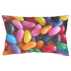 Jelly Bean Dog Bed