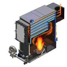 Pellet Heater, Furnace Heater, Wood Pellet Stoves, Welding Gear, Welding Shop, Mechanical Engineering Projects, Grain Dryer, Metal Fabrication Tools, Rocket Mass Heater