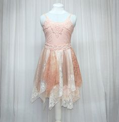 Tattered Lace Party Dress by GallimaufryClothing, $130.00