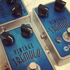 Have you checked out our Vintage Tremolo?  videos up at www.fuzzboxes.co.uk  #tremolo #vintagetrem