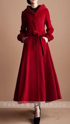 Red Riding Hood Coat