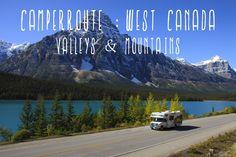 Altijd al met de camper naar West-Canada gewild? Deze route is echt bijzonder! Hij komt langs alle highlights en de wildernissen van het noordwesten van Canada.